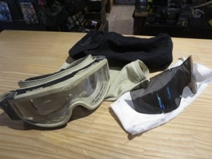 "U.S.Goggles ""ESS"" with Replacement Lens used"