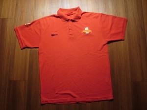"U.K. Polo Shirt ""Royal Mail"" sizeL used"