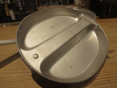 U.S.Can Meat Stainless Steel 1966年 used