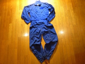 U.S.NAVY? Coveralls CWU-73/P 1987年 size40R used