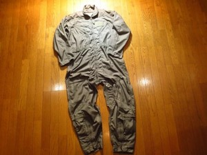 U.S.AIR FORCE Coveralls CWU-27/P 1975年size44R used