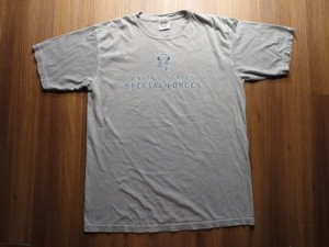 "U.S.ARMY T-Shirt ""SPECIAL FORCES"" sizeM used"