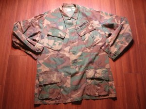 U.S.MARINE CORPS Coat Cotton 1968年 sizeM-Regular