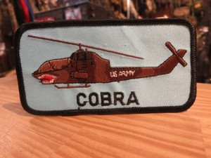 "U.S.ARMY Patch ""Bell AH-1 COBRA"""