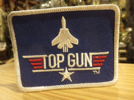 "U.S.NAVY Patch ""TOP GUN"""