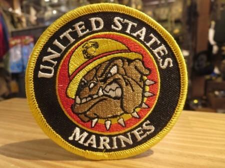 "U.S.MARINE CORPS Patch ""Bulldog"""