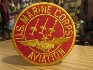 "U.S.MARINE CORPS Patch ""AVIATION"""