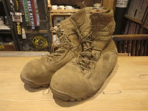 "U.S.NAVY Boots Tactical ""BELLEVILLE"" size11W used"