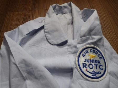 "U.S.AIR FORCE Utility Shirt Women ""JROTC"" sizeS?"