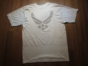 U.S.AIR FORCE T-Shirt Athletic sizeL used