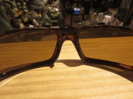 "U.S.OAKLEY Sunglasses ""GASCAN"" used"