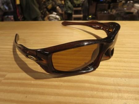 "U.S.OAKLEY Sunglasses ""MONSTER PUP"" used"