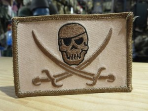 "U.S.NAVY SEAL's? Patch ""Skull"" used?"