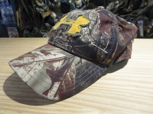 U.S.Tactical Cap Under Armour RealTree used