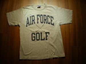 "U.S.AIR FORCE T-Shirt Athletic ""CHAMPION"" sizeM"