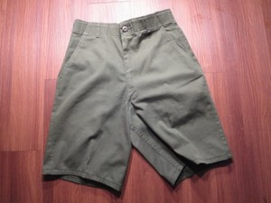 U.S.Shorts Cut Off 1987年 size30 used