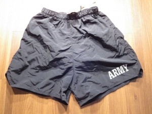 U.S.ARMY Trunks PhysicalFitness Uniform sizeM new