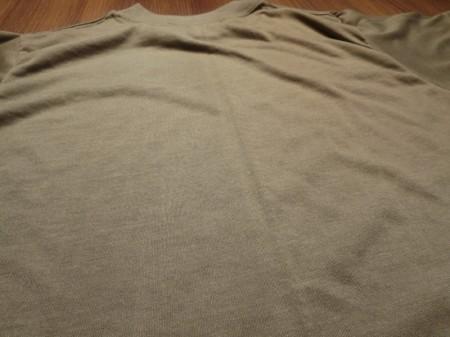 U.S.T-Shirt MOISTURE WICKING Irregular? sizeS new