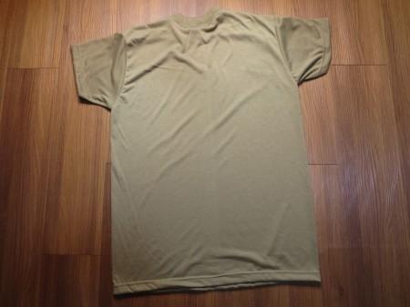 U.S.T-Shirt MOISTURE WICKING Irregular? sizeM new