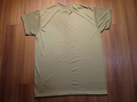 U.S.T-Shirt MOISTURE WICKING Irregular? sizeL new