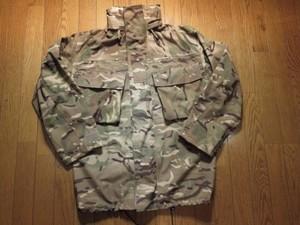 U.K.Jacket Combat Waterproof sizeL? used