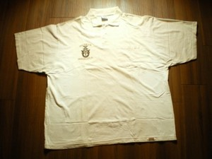 U.S.ARMY Polo Shirt size2XL used