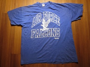 U.S.AIR FORCE ACADEMY T-Shirt Athletic sizeXL used