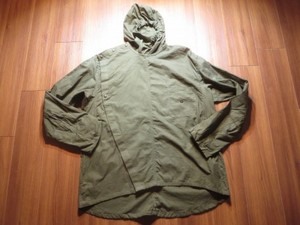 France Pull Over Parka Anorak sizeL? used