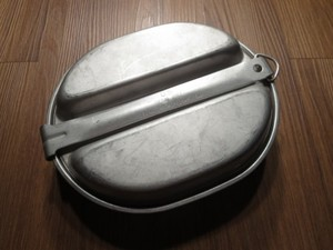 U.S.Can Meat Stainless Steel 1967年 used