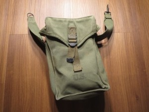 U.S.ARMY Ammunition Bag M1 1945年 used