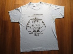 U.S.MARINE CORPS T-Shirt sizeM used