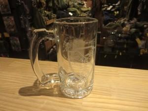 """U.S.MARINE CORPS Beer Mug """"3rd Civil ~""""2005年 used"""