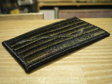 """U.S.NAVY Patch """"Don't Tread On Me"""" AOR2 used"""