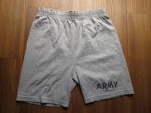 U.S.ARMY Physical Training Trunks sizeS(kid?)used