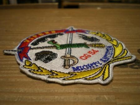 """U.S.NAVY Patch """"USS ANTIETAM CG-54"""" new"""