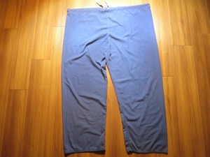 U.S.NAVY Trousers Medical Operating? size2XL used
