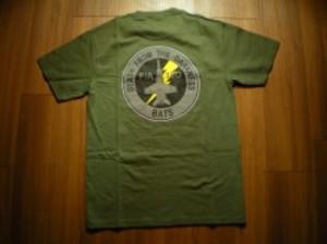 "U.S.MARINE CORS T-Shirt ""VMFA-242 BATS"" sizeS"