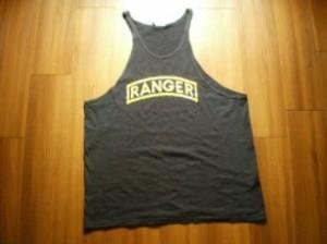 "U.S.ARMY Tank Top Athletic ""RANGER"" sizeL used"