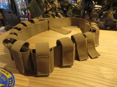 "U.S.40mm GMR Pouch Belt ""TACTICAL TAILOR"" used"
