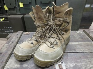U.S.Boots Combat Hiker Gore-Tex size12R used