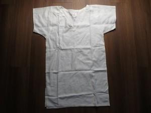U.K. T-Shirt Underwear? 1955年 sizeS? new?