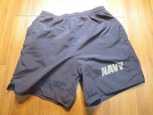 U.S.NAVY Trunks Physical Fitness sizeM used