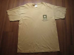 U.S.ARMY T-Shirt sizeL used