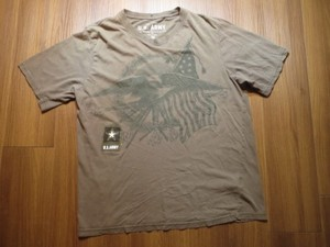 U.S.ARMY T-Shirt sizeM used