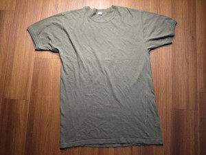 Germany? T-Shirt Field Olive sizeL? used