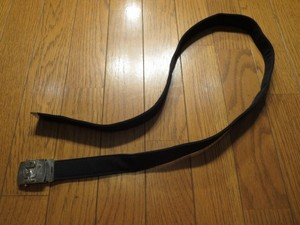 U.S.NAVY Belt with Buckel used