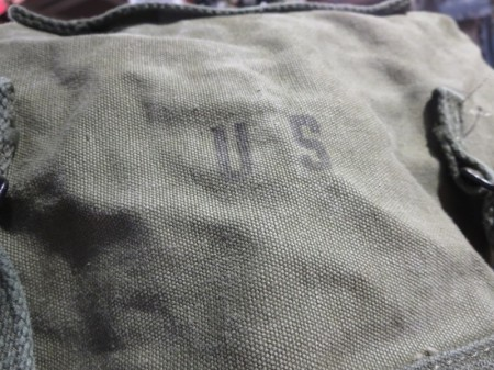 U.S.Field Pack M-1961 Combat 1963年 used