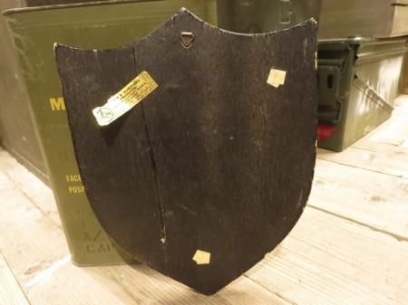 "U.S.MARINE CORPS Plaque ""HMM-262 FLYING TIG~"" used"