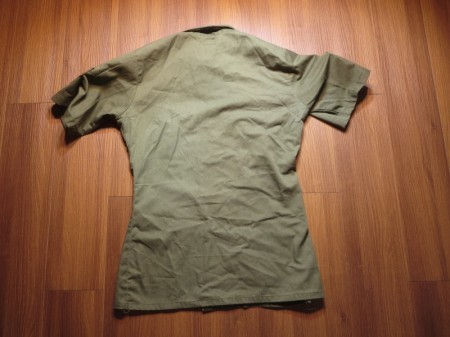 U.S.AIR FORCE Shirt Coton 1984年 sizeXS? used