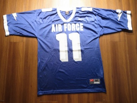 U.S.AIR FORCE MeshShirt forAmericanFootball? sizeM